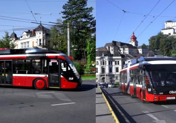 26 weitere Solaris Trollino MetroStyle für die Mozartstadt