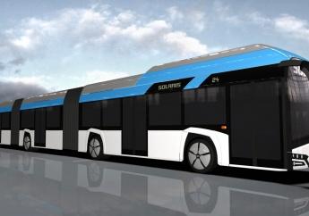 Solaris entwickelt gemeinsam einen Doppelgelenk-Elektrobus