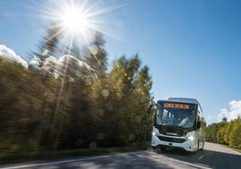Scania accompagna Madrid sulla via del gas: 160 bus ordinati