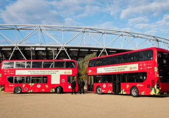 10 more low Emission Buses for London