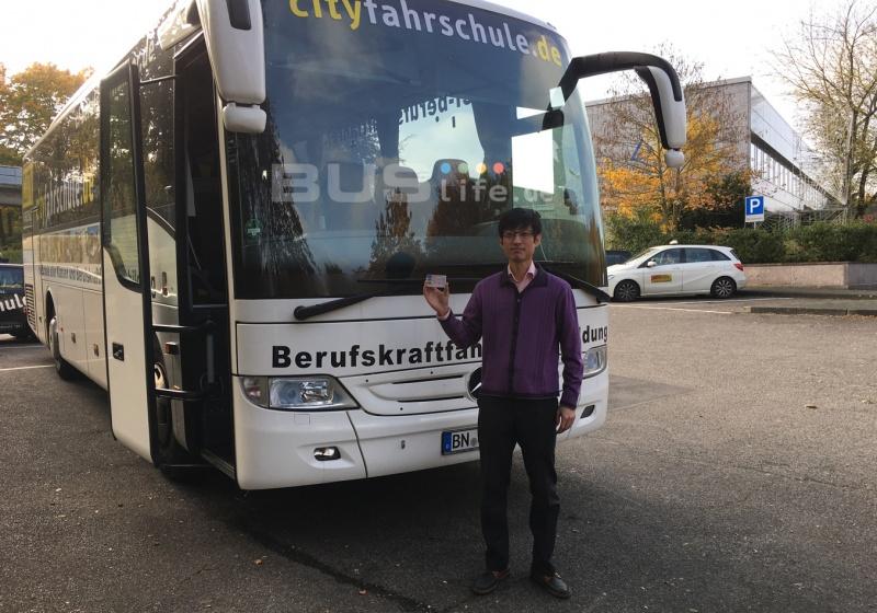 [최원호의 독일 버스 이야기 #002] 독일의 버스 운전면허 제도